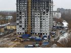 Ход строительства дома №1, секция 2 в ЖК Заречье - фото 2, Апрель 2021