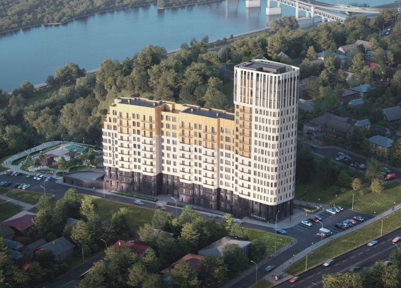 ЖК КМ Residence Prime (КМ Резиденс Прайм) - фото 1