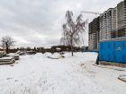 Ход строительства дома № 8-1 в ЖК КМ Тимирязевский - фото 9, Январь 2021
