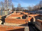 ЖК Советский - ход строительства, фото 4, Ноябрь 2018