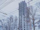 ЖК На Высоте - ход строительства, фото 54, Декабрь 2020