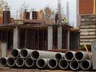 Ход строительства дома № 1 в ЖК Город чемпионов - фото 91, Октябрь 2014