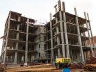 Ход строительства дома № 1 в ЖК Город чемпионов - фото 81, Ноябрь 2014