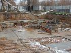 ЖК Волжский-Берег - ход строительства, фото 36, Октябрь 2017