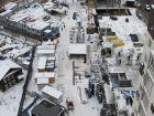 Ход строительства дома № 6 в ЖК Дом с террасами - фото 42, Январь 2020