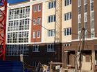 Ход строительства дома № 3 в ЖК Ватсон - фото 25, Октябрь 2020