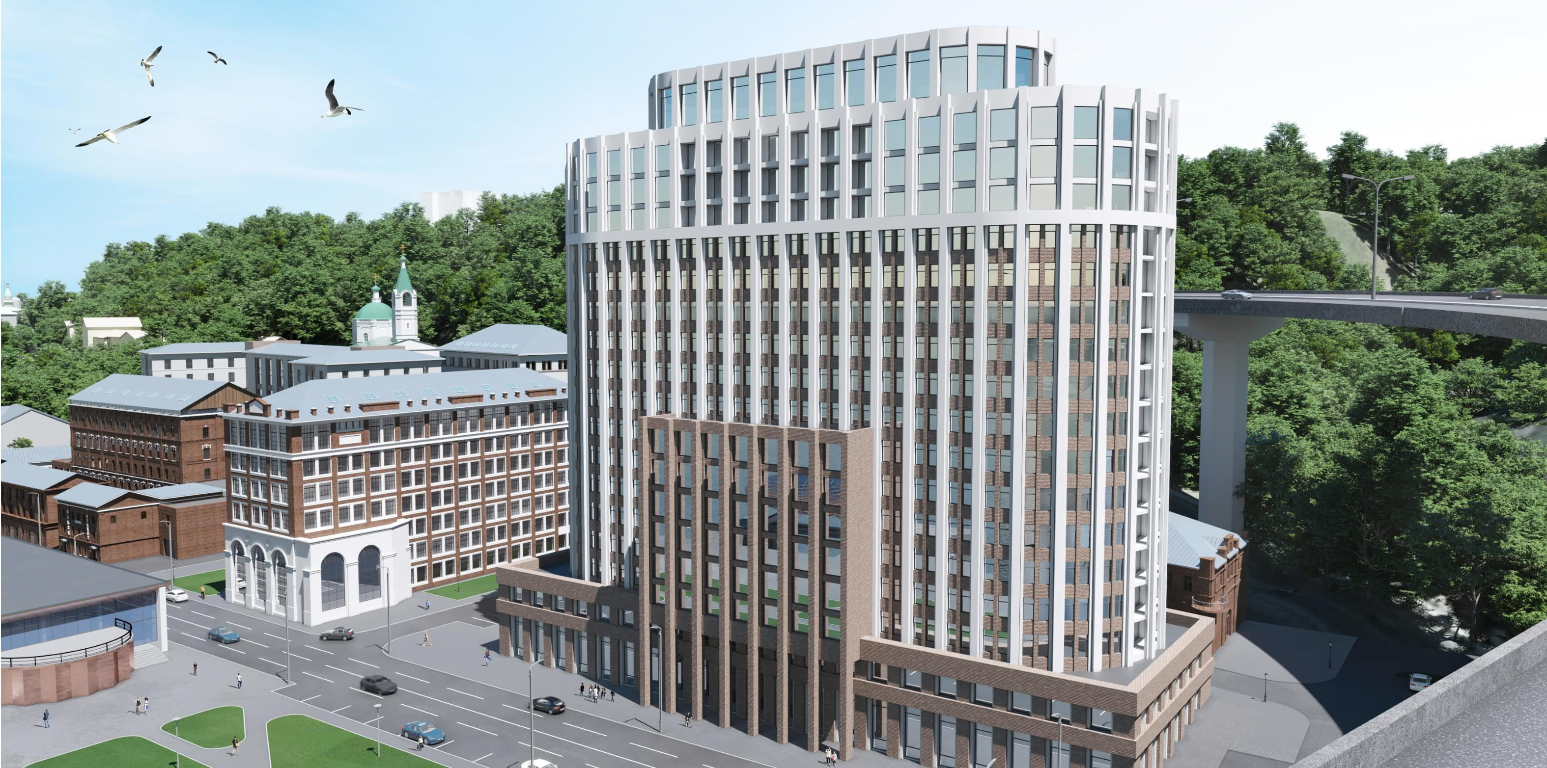 Первая ивент-площадка  появится на улице Черниговской уже в 2019 году в рамках проекта редевелопмента - фото 4