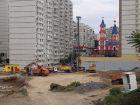 ЖК Zапад (Запад) - ход строительства, фото 84, Июнь 2018