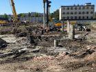 Ход строительства дома Секция 1 в ЖК Гвардейский 3.0 - фото 48, Август 2020
