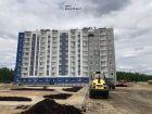 Ход строительства дома № 2 в ЖК Торпедо - фото 8, Июнь 2021