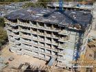 Ход строительства дома Литер 1 в ЖК Звезда Столицы - фото 115, Август 2018