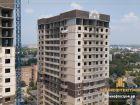 Ход строительства дома Литер 1 в ЖК Звезда Столицы - фото 48, Июль 2019