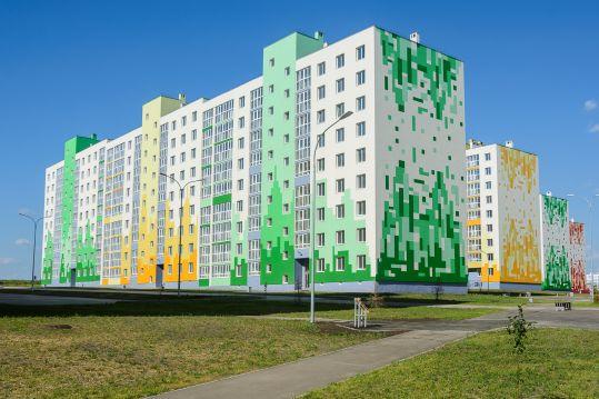 Дом № 1 в ЖК Видный - фото 4