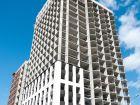 Комплекс апартаментов KM TOWER PLAZA (КМ ТАУЭР ПЛАЗА) - ход строительства, фото 55, Август 2020