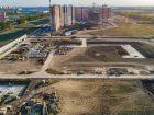 Ход строительства дома Литер 3 в ЖК Самолет 2 - фото 33, Сентябрь 2020