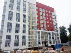 Ход строительства дома № 1 в ЖК Клевер - фото 34, Август 2019