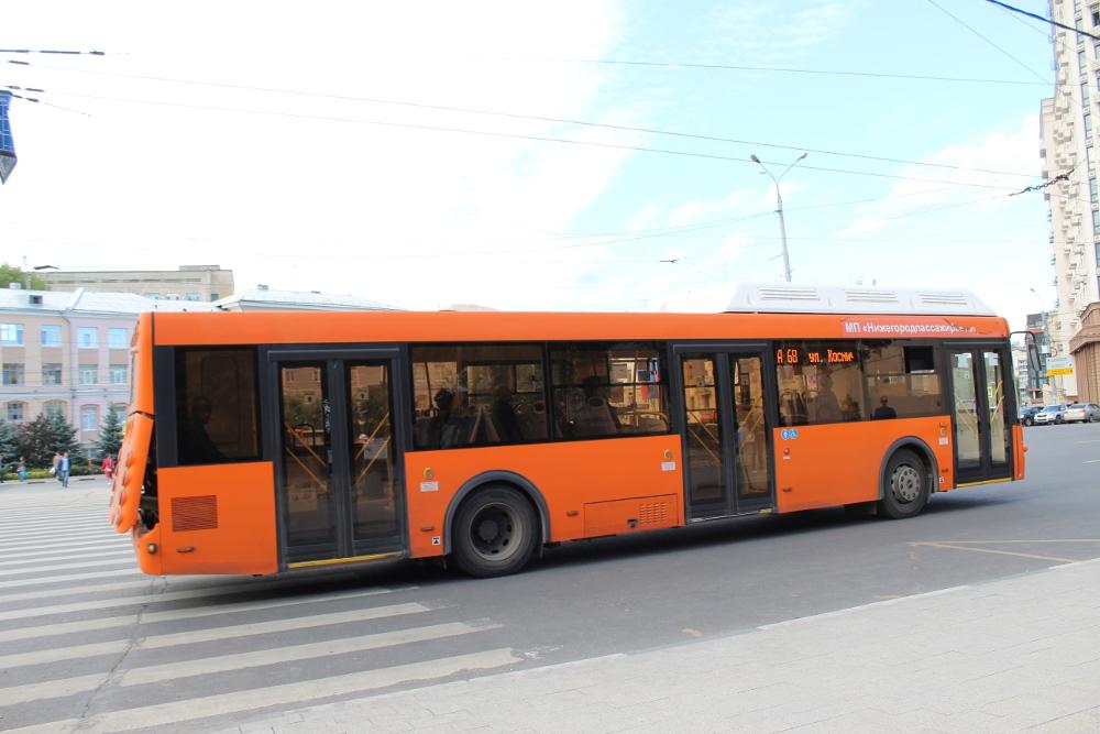 Новые автобусы выйдут на маршруты в Нижнем Новгороде на этой неделе